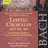 Edition Bachakademie Vol 97 - Leipzig Chorales / Bryndorf