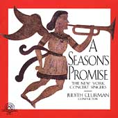 A Season's Promise / Clurman, New York Concert Singers