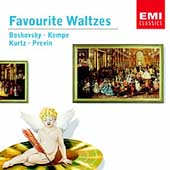 Favourite Waltzes / Boskovsky, Kempe, Kurtz, Previn