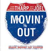 Original Soundtrack: Movin' Out [Original Cast Recording]
