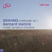 Brahms: Symphony no 1 / Bernard Haitink, London SO