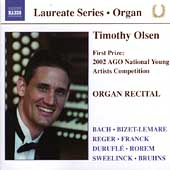 Laureate Series, Organ - Timothy Olsen