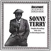 Sonny Terry: Complete Recordings 1938-1945