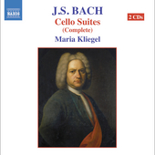 Bach: Cello Suites / Kliegel