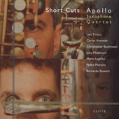 Short Cuts / Apollo Saxophone Quartet