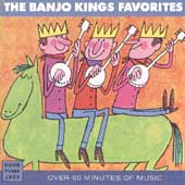 The Banjo Kings: Favorites *