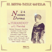 Il mito dell'opera - 24 Nessun dorma da Turandot