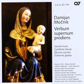 Damijan Mocnik: Verbum supernum prodiens, etc / Miklavcic