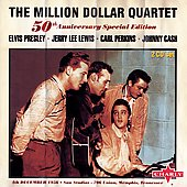 Elvis Presley/Jerry Lee Lewis/Johnny Cash/The Million Dollar Quartet/Carl Perkins (Rockabilly): Complete Million Dollar Sessions -50th Anniv. Special Edition