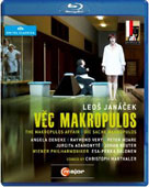 Janacek: The Makropulos Affair / Salonen, Denoke, Very, Hoare [Blu-Ray]