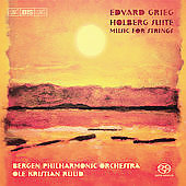 Grieg: Holberg Suite, etc / Ruud, Bergen Philharmonic