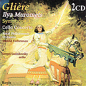 Il'ya murometz - Gli&#232;re: Symphony no 3, etc / Farberman