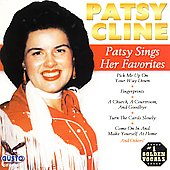 Patsy Cline: Patsy Sings Her Favorites