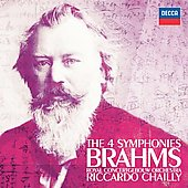 Brahms: 4 Symphonies / Chailly, Concertgebouw Orchestra, Asko Ensemble
