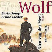 Wolf: Early Songs / Nico van der Meel, Dido Kuening