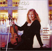 New York Legends - Cynthia Phelps, Principal Viola