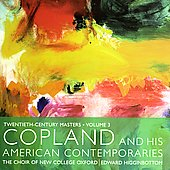 Copland and His American Contemporaries / Higginbottom