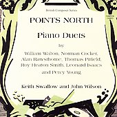 Points North - Piano Duets / Swallow, WIlson