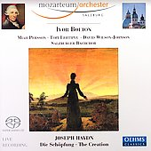 Haydn: The Creation / Bolton, Persson, Lehtipuu, et al