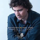 Beethoven: Complete Piano Sonatas Vol 3 / Lewis