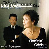 Les DeMerle: Coookin' At The Corner Volume Two