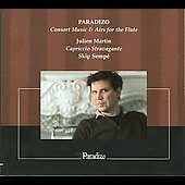 Consort Music & Airs for Flute - Holborne, Dowland, Scheidt, etc / Martin, Sempe, Capriccio Stravagante