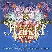The Handel Experience / Scimone, Koopman, Leppard, Gardiner, et al