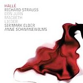 Strauss: Macbeth Lieder, etc / Schwanewilms