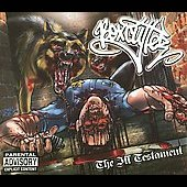 Boxcutter: The Ill Testament [PA] [Digipak]