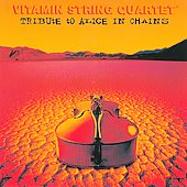 Vitamin String Quartet: The Vitamin String Quartet Tribute to Alice in Chains *