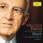 The Well-Tempered Clavier I / Maurizio Pollini