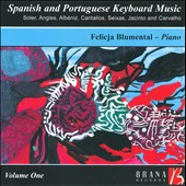 Spanish and Portuguese Keyboard Music, Vol. 1