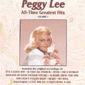 Peggy Lee (Vocals): All-Time Greatest Hits