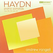 Andrew Rangell plays Haydn Sonatas