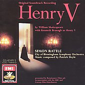 Patrick Doyle/Simon Rattle: Henry V [Original Soundtrack]