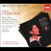 Bellini: I Puritani Serafin [Includes CD-ROM]