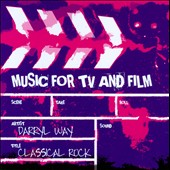 Darryl Way: Music For TV And Film: Classical Rock *