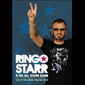 Ringo Starr & His All Starr Band: Live at the Greek Theatre 2008 [DVD]