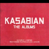 Kasabian: The  Albums [Box]