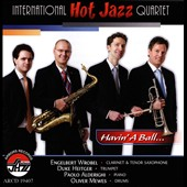 International Hot Jazz Quartet: Havin' a Ball