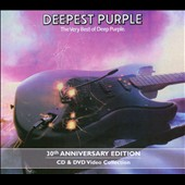 Deep Purple: Deepest Purple: The Very Best of Deep Purple [30th Anniversary Edition CD/DVD] [Slipcase]