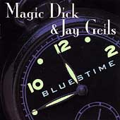 J. Geils/Magic Dick: Bluestime