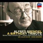 A Birthday Tribute / Alfred Brendel