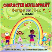 Ronno: Character Development: Songs For Kids