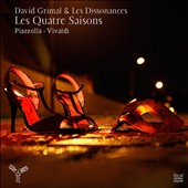 The Four Seasons / Piazzolla, Vivaldi