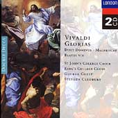 Vivaldi: Glorias, etc / Guest, Cleobury