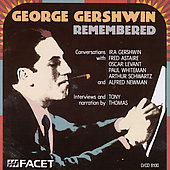 George Gershwin: Remembered