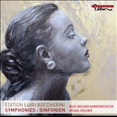 Boccherini: Symphonies / New Berlin CO