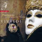 Vivaldi: Sacred Works for Soprano and Concertos / Elin Manahan Thomas