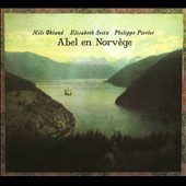 Abel in Norway / Traditional Norwegian folk music, Abel, Giardini, Mattheson, Robinson, Fischer, Brade / Nils &Oslash;kland, Hardanger fiddle; Elisabeth Seitz, drum; Philippe Pierlot, bass viol